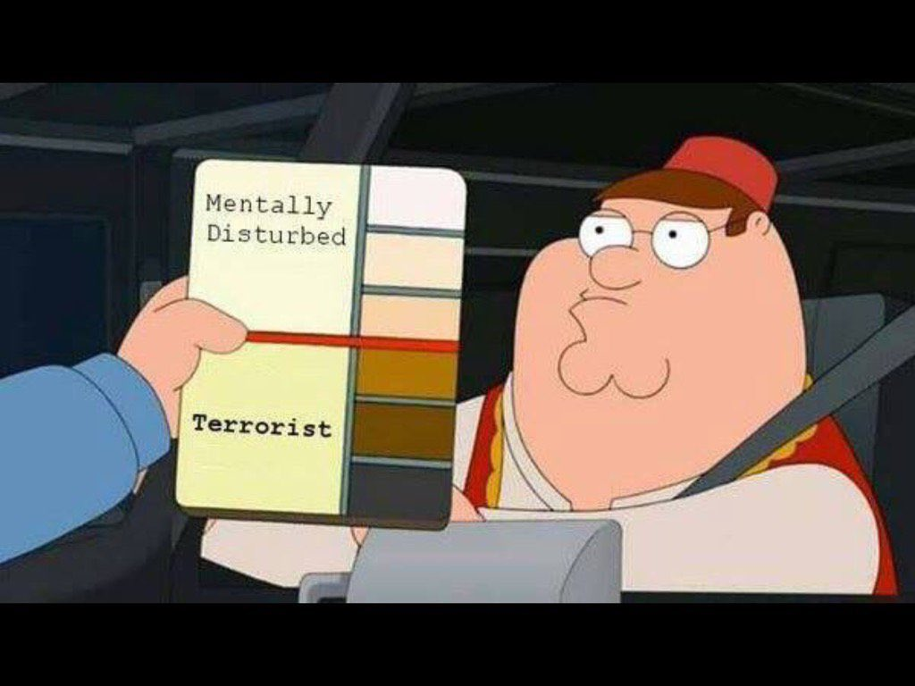 Rechtsextremismus und Rassismus. pic.twitter.com/WACNGRycmY
