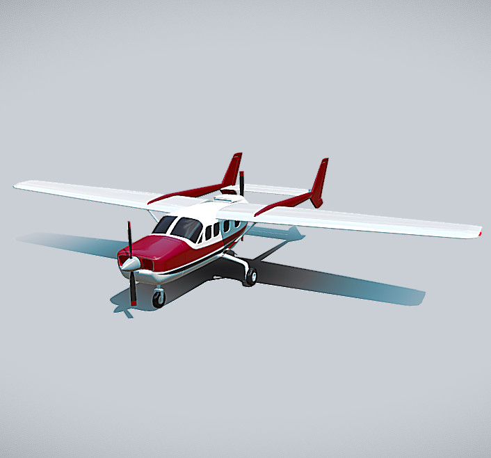 Cessna Skymaster 337 🛩️#3dmodel on link  via @Sketchfab   @3drenderbot #airplane #Aircraft #planes #airplanes #aviation #gamedev #gamedevelopment #indiedev #gamedesign #Transportation @Cessna #flying #3dmodeling #b3d #lowpoly #passenger #3dmodels #3D