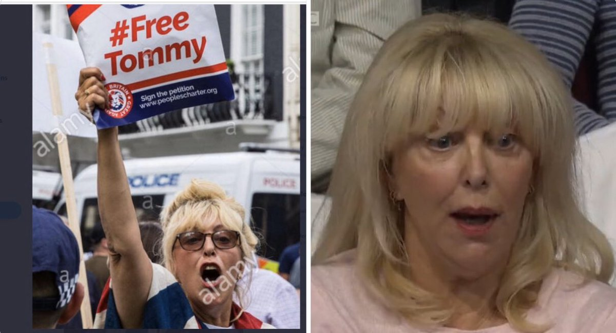 Turns out the racist audience member on @bbcquestiontime was a parliamentary candidate for the National Front, and was also married to one. #boycottbbcqt @lbc #marr #ridge #r4today #c4news #newsnight #politicslive @BBCPolitics