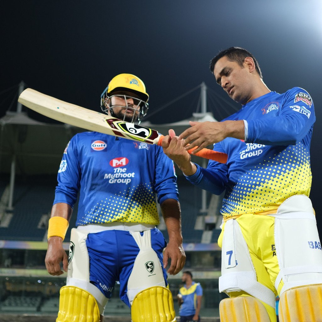 After 7 Days Thala Dhoni Will be at Chepauk for the Practice.  RT if you can't Wait to see him  #IPL2020 #WhistlePodu<br>http://pic.twitter.com/HbhvcSvwCI