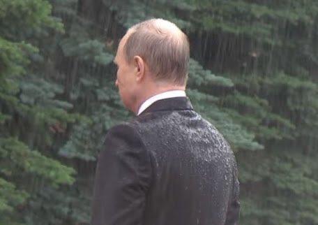 カッコ良すぎるプーチン大統領