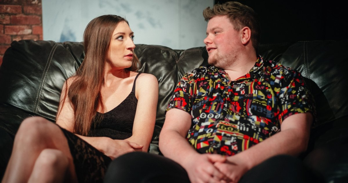 Netflix & Chill by Tom Stocks at Drayton Arms Theatre | Review londontheatre1.com/reviews/play/n… #LondonTheatre1