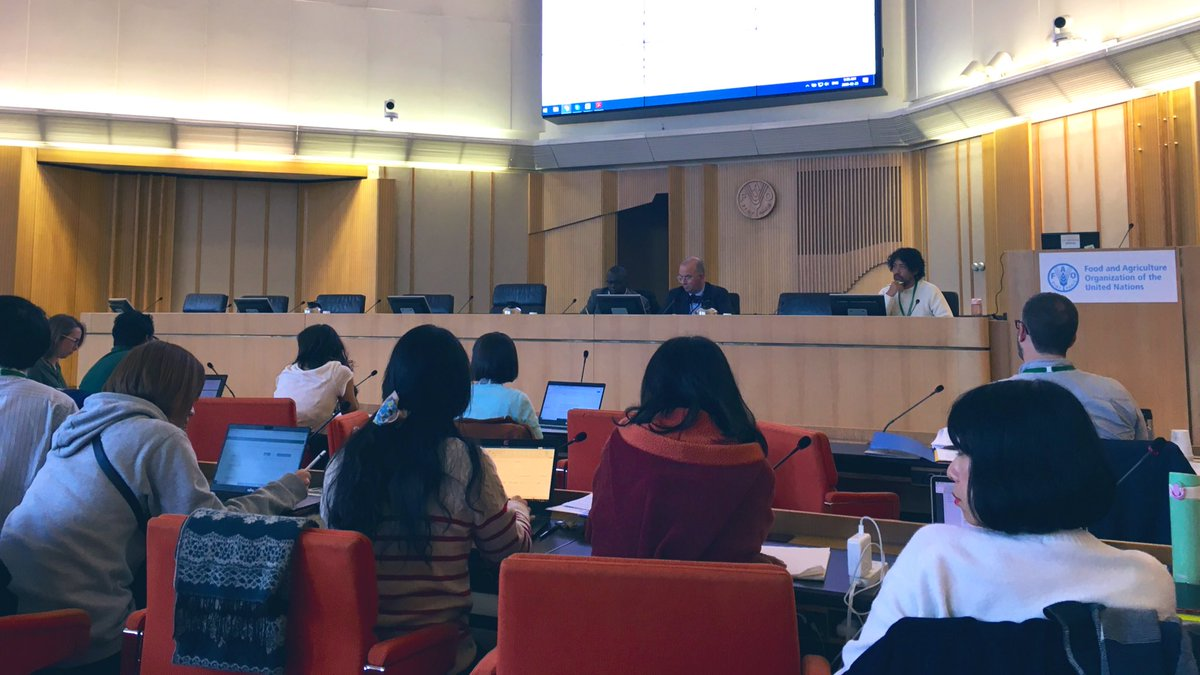 Discussions on the global #biodiversity framework officially start tomorrow in Rome 🇮🇹 ➡️Civil society has a clear message for all country delegates: to really tackle the biodiversity crisis, this framework must be bold & transformative 💪🌎 #Biodiversity2020 #OEWG2