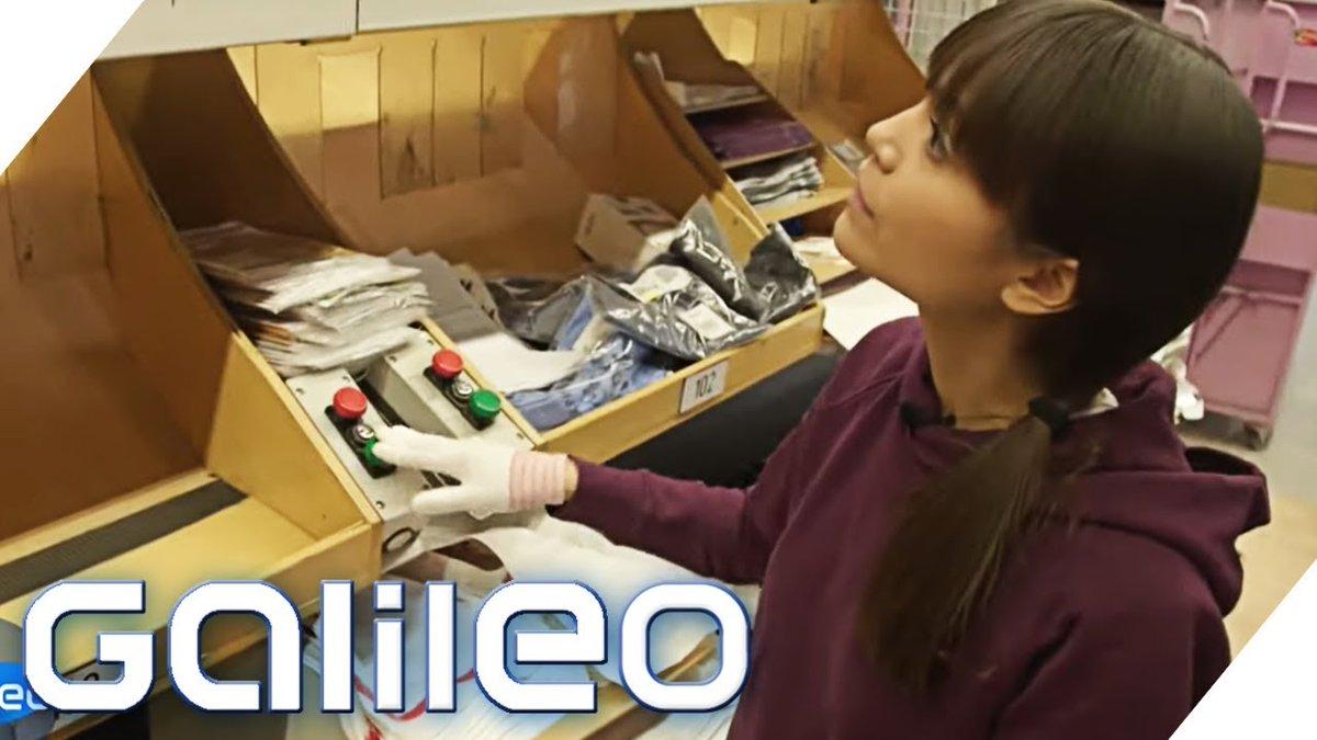 Galileo reporterin claire