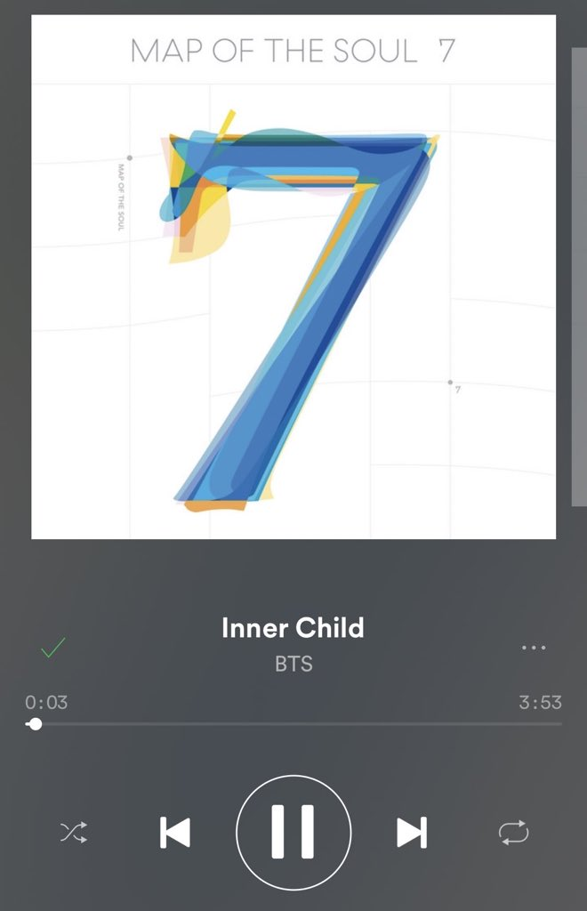 Our Inner Child streaming party has begun. Drop ss of you streaming Inner Child on Apple Music, Spotify and Youtube using the hashtag #InnerChildParty. Tag your mutuals to encourage them to stream too.   https:// open.spotify.com/track/4BKOjYos Phw334moS3wlbO?si=JQph_1NdRyuAAH-1YxH4Tg  … <br>http://pic.twitter.com/DEwOyNVFvT
