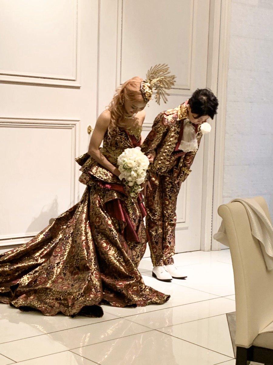 初ウエディング衣装手掛けたのがレズビアンカップルって、ワタシ的誉れ。