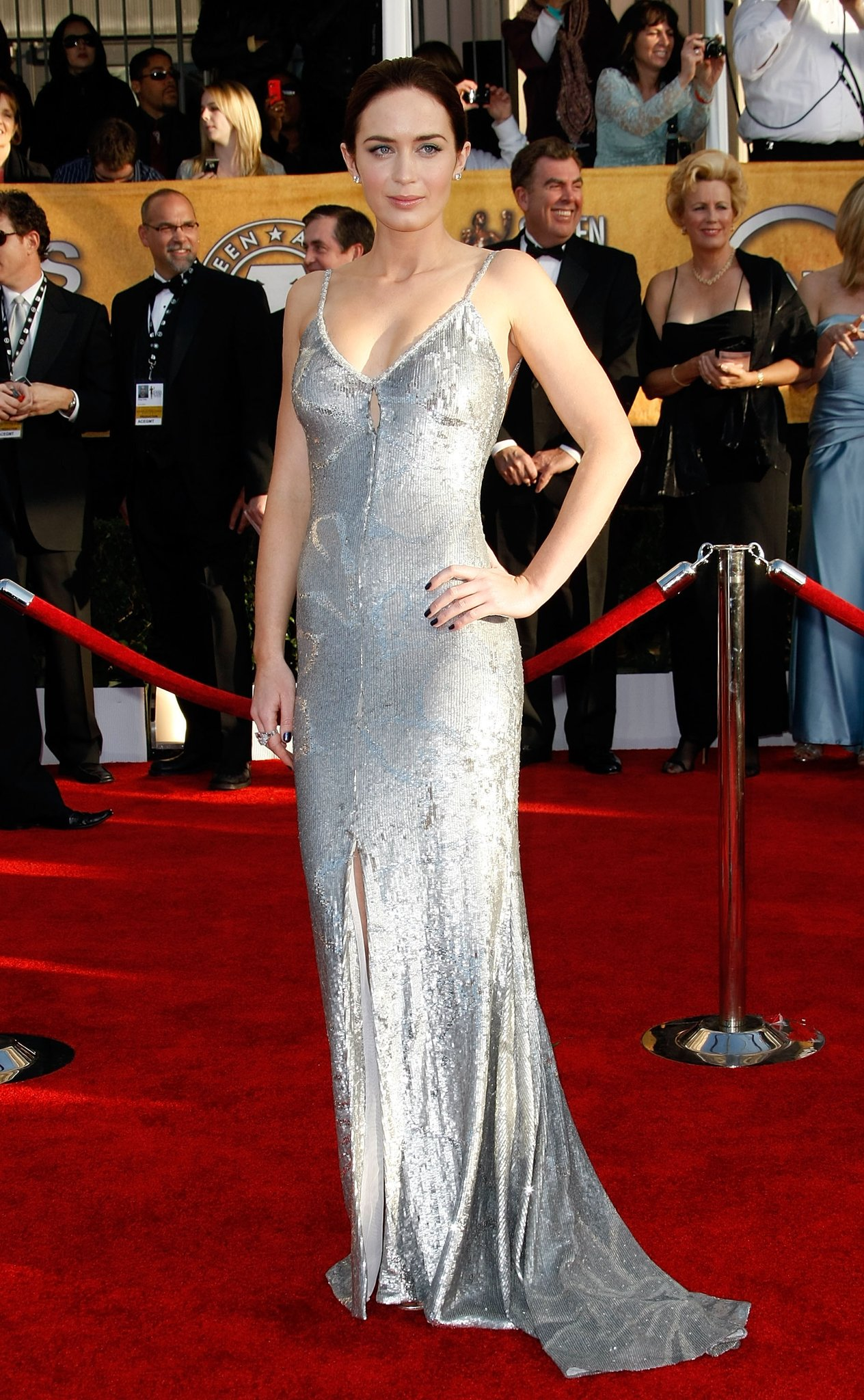 Happy Birthday to the queen of sparkles on the red carpet, Emily Blunt