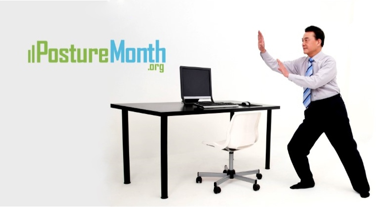 Tip 14 Motor Control Exercise - Move Better with StrongPosture® |  http://PostureMonth.org    http://PostureMonth.org   #exercise  #healthylifestyle