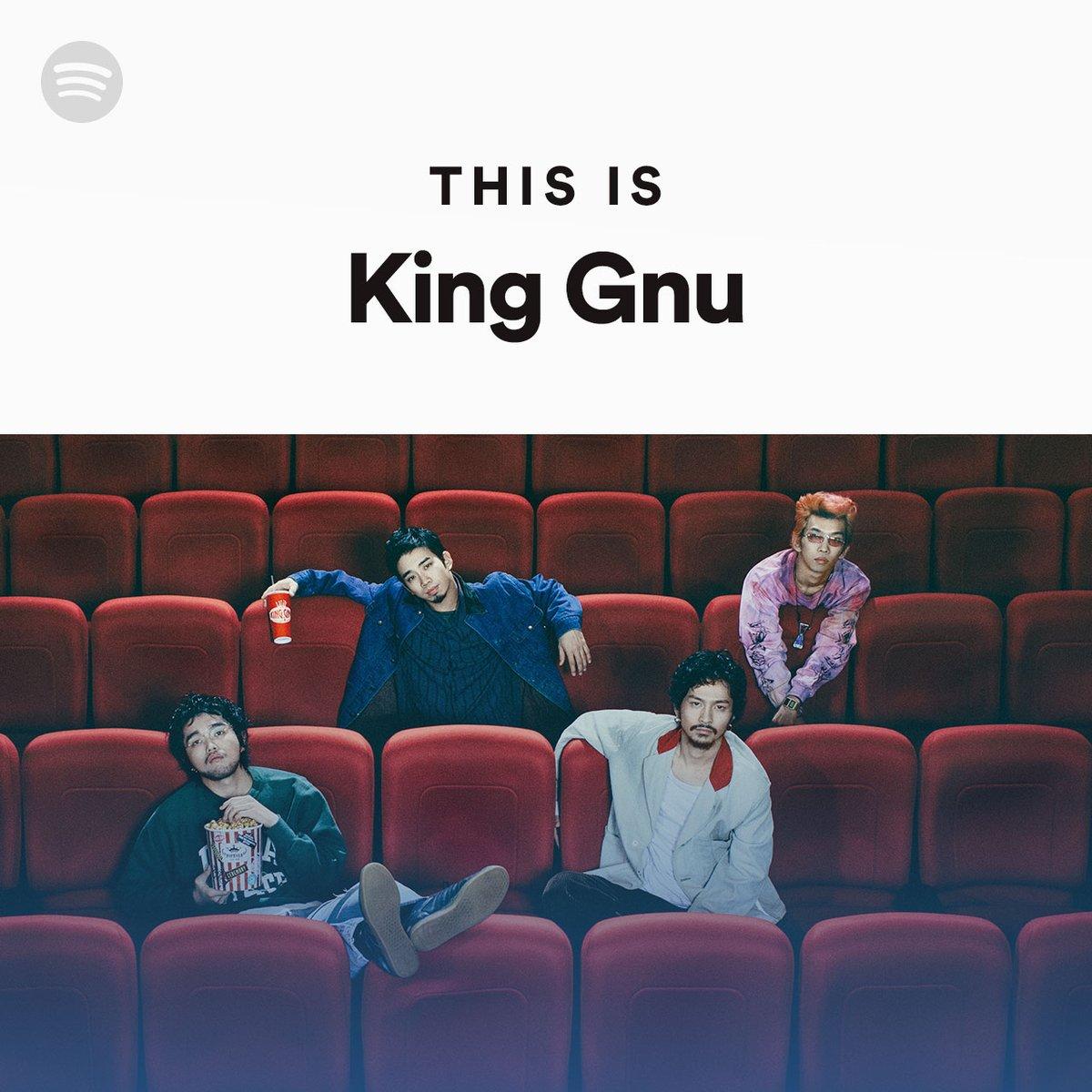 King Gnu (@KingGnu_JP) の #情熱大陸 は見ましたか⁉️最新アルバム