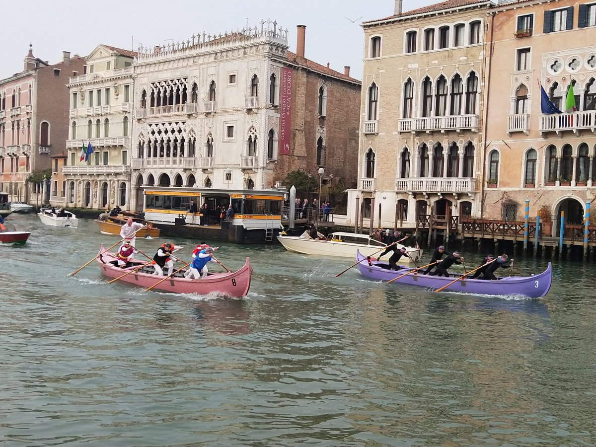 #CarnevaleVenezia2020 Non solo piazza San Marco: a...