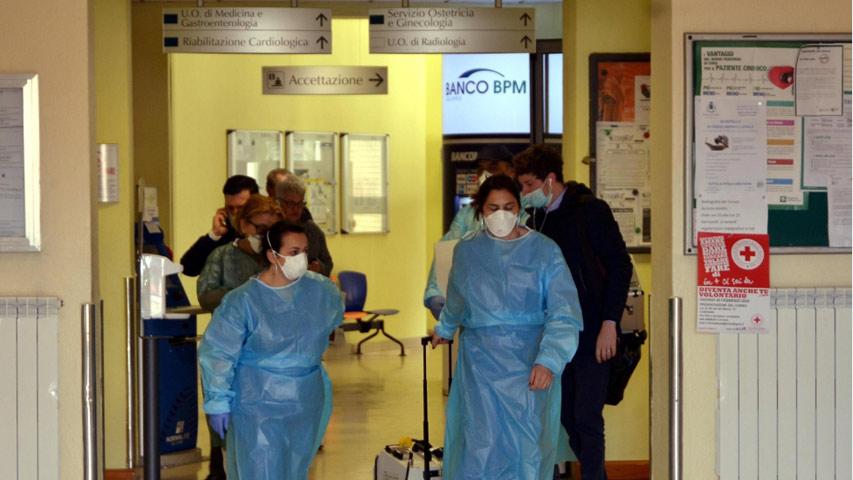 #23Feb Italia confirma 132 contagios por coronavirus http://bit.ly/2PcEmJp#Italia #Coronavirus #NoticieroVV#Internacional