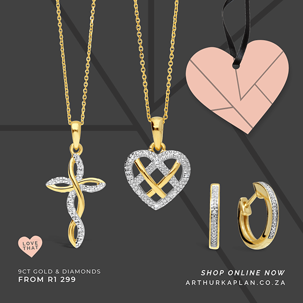 Surprise her with Gold & Diamonds. Shop these pieces at your nearest store today.  http://bit.ly/37jCTbL #ARTHURKAPLAN #VALENTINESDAY