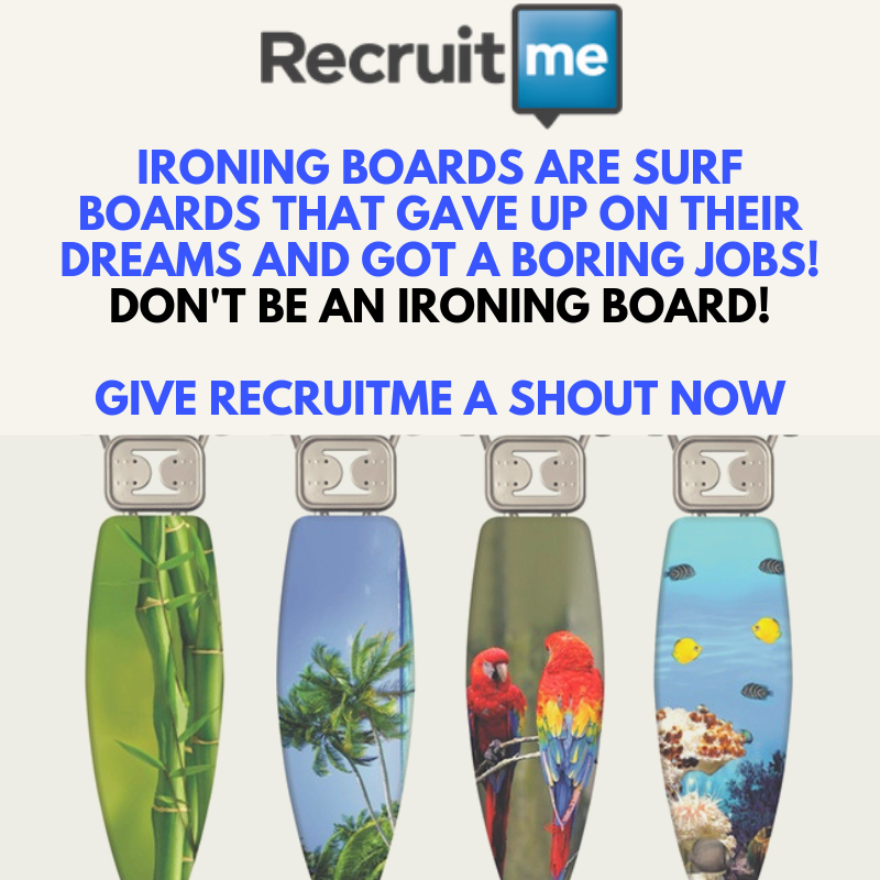 Give us a shout if you would like to be a surf board, January is a buoyant month for movement in jobs 01476 573 255 or info@recruitmeuk.com#ExForces #Recruiting #lincolnshire #Grantham #MeltonMowbray #Stamford #Bourne #Oakham #Newark #Sleaford #Bingham #Lincoln #HRpic.twitter.com/6x0YGHUMVu