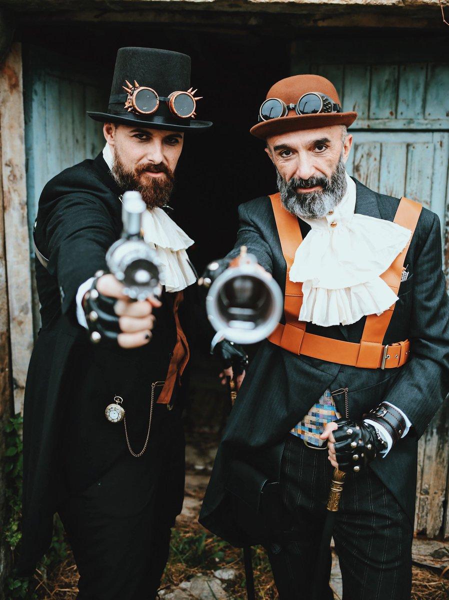 STEAMPUNK 🚂 #Carnavales2020 #steampunk