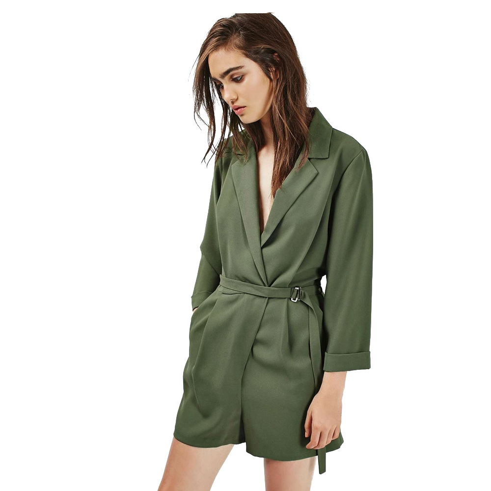 #happy #streetstyle #moda Women's Long Sleeve Romper