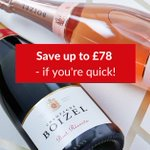 Image for the Tweet beginning: Hurry! Our Boizel Champagne savings