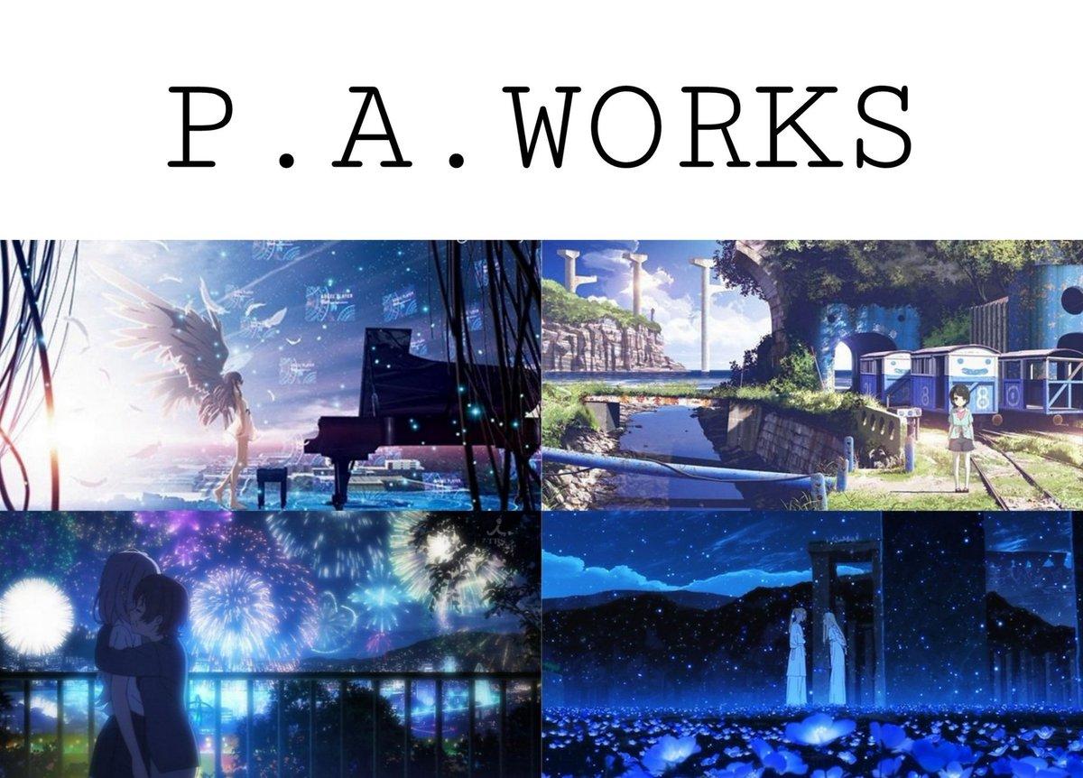 各アニメ制作会社の背景作画が凄い