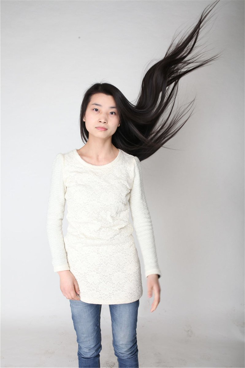 Chinese beauty long to short haircut . before haircut  中国美女バッサリ断髪 カット前  YouTube    #バッサリ #黒髪ロング #イメチェン  #longtoshort  #makeover  #ponytail  #longhair  #followme  #longhair #beautifulhair  #美髪  #ロングヘア  #カットモデル募集
