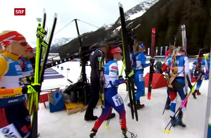 #BiathlonWM