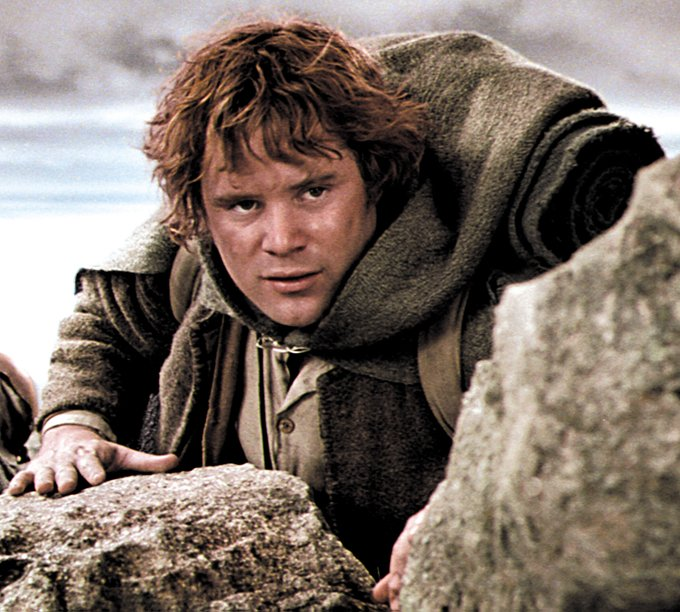 Happy Birthday to Sean Astin. Help your friends carry the burden of reading all three Lord of the Rings books.