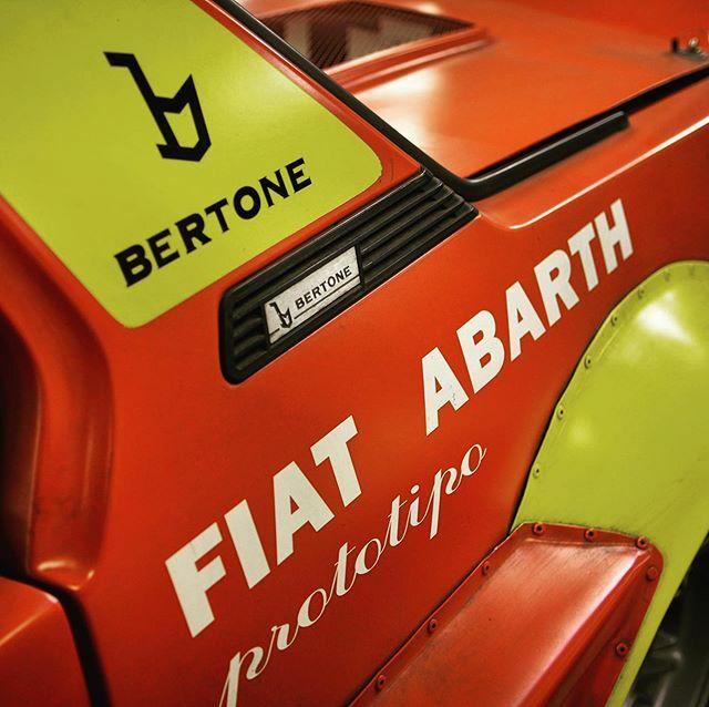 Tremendous #fiatx19 Prototipo @abarthworksmuseum . . . . ~//~ . #classiccar #abarth #carsofinstagram #instacar #fiat #pirelli #prototipo #classicfiat #x19 #fiatx19lido #sportscar #bertone #driveitalian . . . . ~//~ . @fiat @italiancar.com.au @fiat_fan_cl…