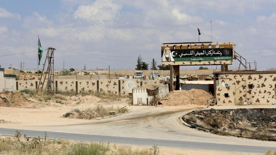 #Libyan minister greenlights possible US military bases