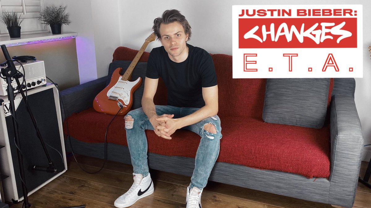 Something for your Sunday morning 🍭☀️ @justinbieber https://youtu.be/UoBkrBHuCZU  #justinbieber #changes #CHANGESOUTNOW #guitarist
