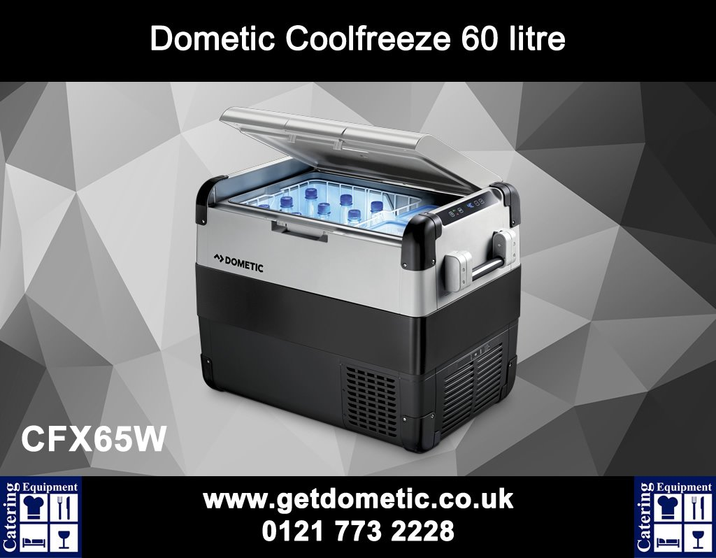 Coolfreeze 65W Powered Coolbox  … #catering #camping #chef #restaurant #birmingham