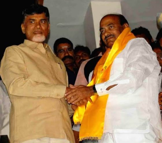 Heartfelt birthday wishes to senior party leader Sri JC Diwakar Reddy Garu. May you carry the same energy and enthusiasm along with good health for many years to come
