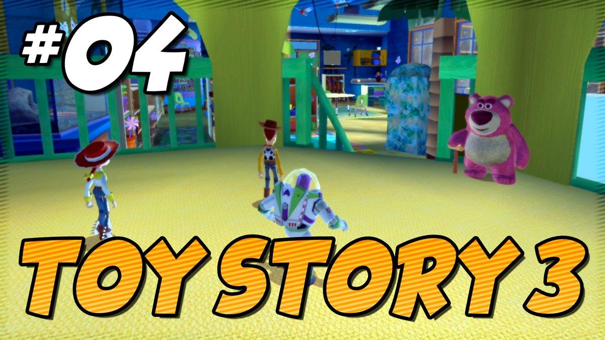 Toy Story 3 #04 - CRECHE SUNNYSIDE E O URSO LOTSO   Assista: https://youtu.be/kpLYYRPmD78  Espero que curta e compartilhe com os amigos!  #ToyStory3 #Disney #Pixar https://www.facebook.com/groups/517088229211552…pic.twitter.com/cRzN98na3Q