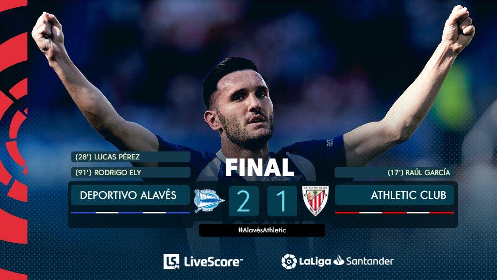Alavés-Athletic Bilbao