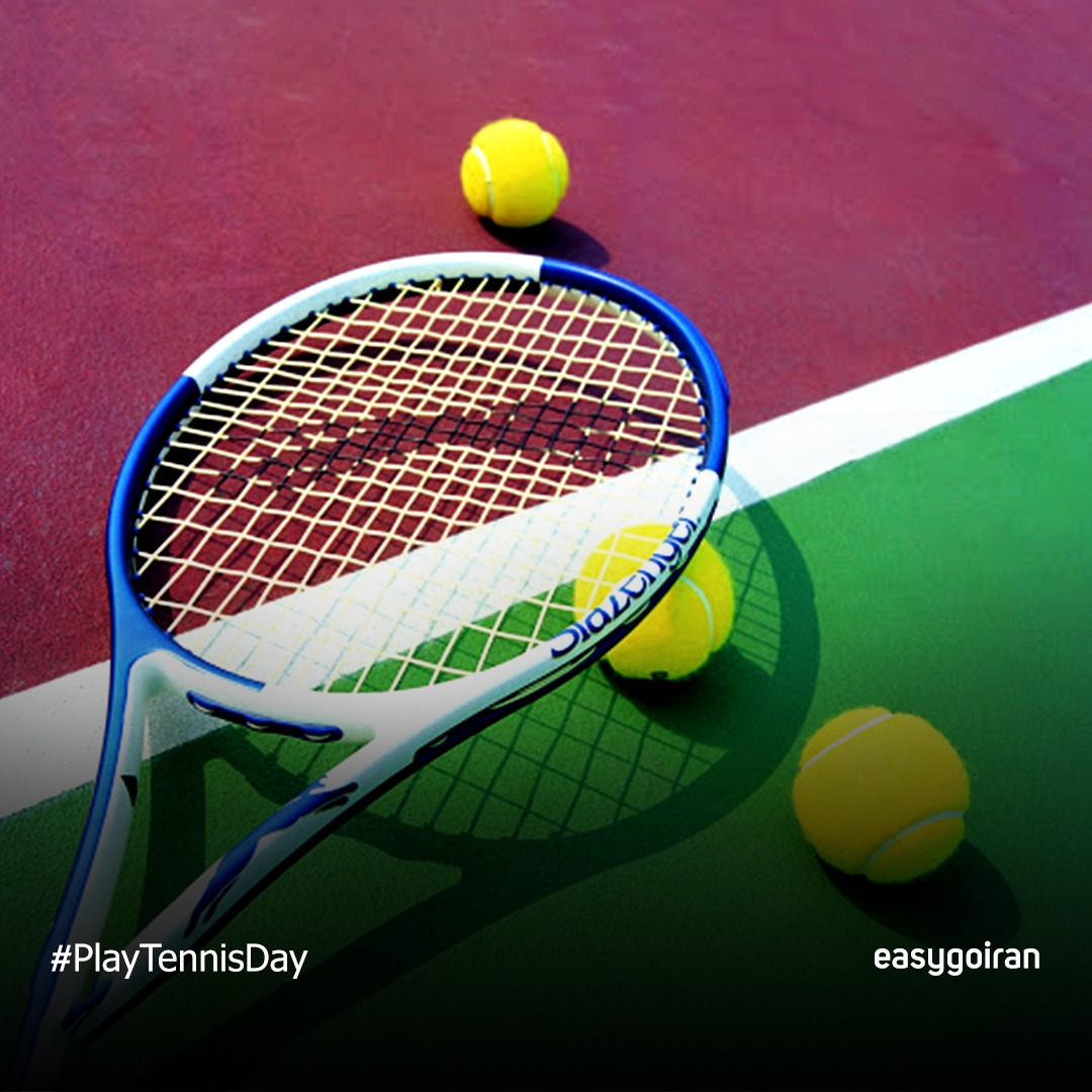 It's Play Tennis Day!  Happy to all tennis players and lovers https://goirantours.com/  #PlayTennisDay #playtennis #tennisday #tennis #sport #February23 #athletes #InternationalDay #easygoiran #goirantourspic.twitter.com/DLWfmrKnAF