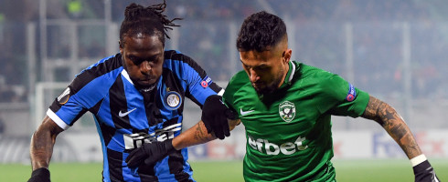 #Ludogorets have formally requested information on whether next week's Europa League tie with Inter at San Siro will go ahead amid the Coronavirus scare. https://www.football-italia.net/150413/ludogorets-demand-coronavirus-updates… #FCIM #InterLudogorets #UEL #CoronavirusItalia