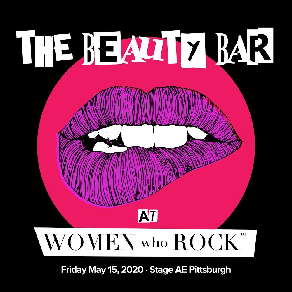 THE BEAUTY BAR IS BACK at Women who Rock!!! All concert attendees will have FREE access to experience the Beauty Bar offering mini-makeovers, samples, giveaways, special offers, & more!   #girlsNightOut #beauty #womenwhorock #events #beautyqueen #beautybar