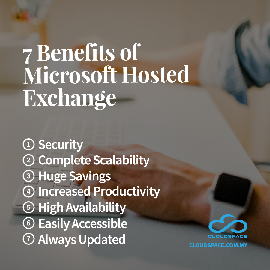 7 Benefits of Microsoft  Hosted Exchange  #microsoftexchange #emailsolutions #exchangeemail #hostedmicrosoftexchange #hostedexchangeserver #hostedexchange #emailexchangepic.twitter.com/Z9PfCicQwc
