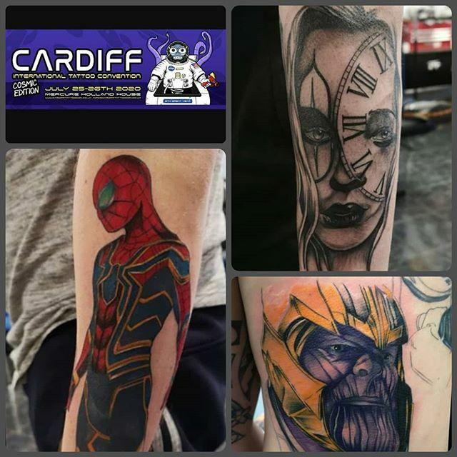 Cardiff Tattoo Con Cardifftattoo Twitter