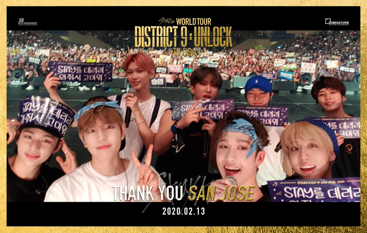 SHSJS I JUST LOOKED BACK AT THE SAN JOSE CONCERT PHOTO AND I ACCIDENTALLY ZOOMED IN BUT THEN I SAW SOMEONES SIGN THAT SAID JISUNG SEXY 😭  SOMEONE PLEASE TELL ME WHO THIS WAS OMG I NEED TO FIND U#SKZUNLOCKinSJ #SKZUNLOCKinUSA #straykidsinsanjose #District9_Unlock