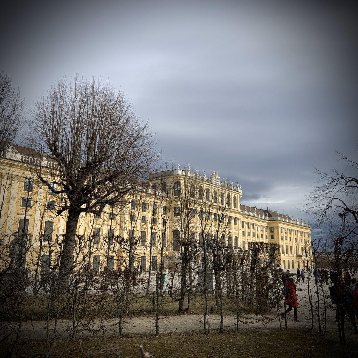 Sisi! Franzl! #Wien #Schönbrunn