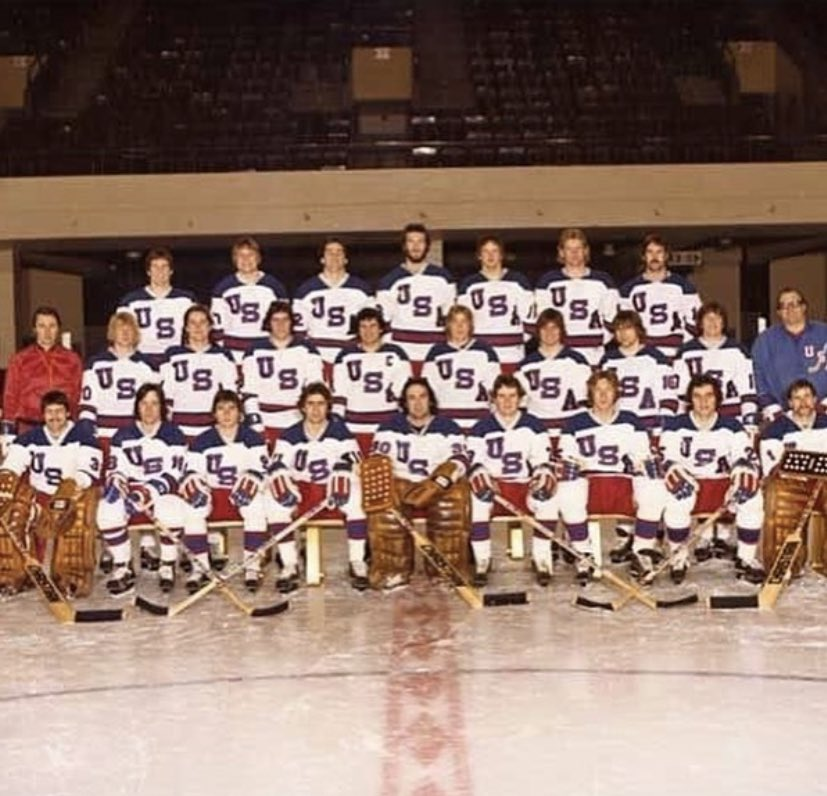 Saturday February 22, 2020 was the 40 year anniversary of the Miracle on Ice. #MakingHistory #Congratulations #TeamUSA #Olympics1980 #MiracleOnIcepic.twitter.com/SYAa7DnbVW