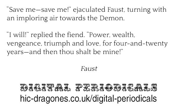 Faust - https://tinyurl.com/y6szhkyf #19thcentury #fiction #ebook #pennydreadfulpic.twitter.com/mJkIhyNVna