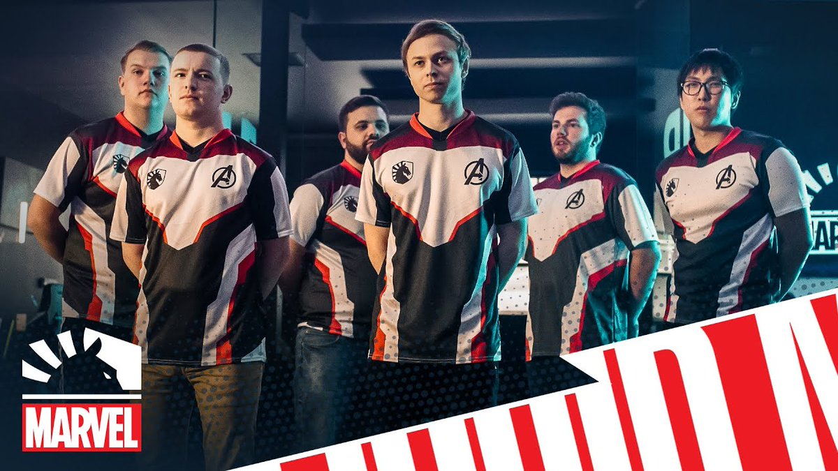 .@Marvel continues to experiment with collaborations in the esports space.  Following its @TeamLiquid partnership and @FortniteGame integrations, the character-based entertainment company will now work with ANZ esports team @ChiefsESC.   https://esportsobserver.com/chiefs-two-year-deal-marvel/…pic.twitter.com/nrg0oPuNv5