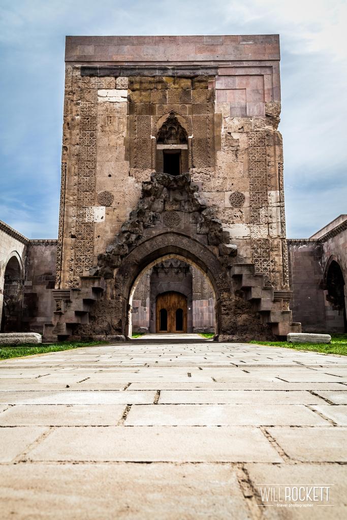 The Tuzhisar #Sultan  Hani in Bunyan, #Kayseri , #Turkey  🇹🇷