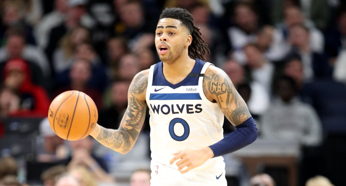 Join us in wishing @Dloading of the @Timberwolves a HAPPY 24th BIRTHDAY! #NBABDAY #Timberwolves