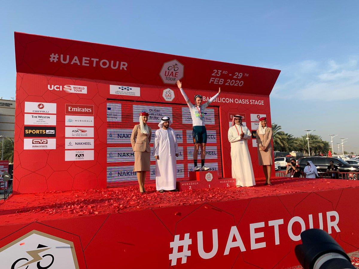 #UAETour