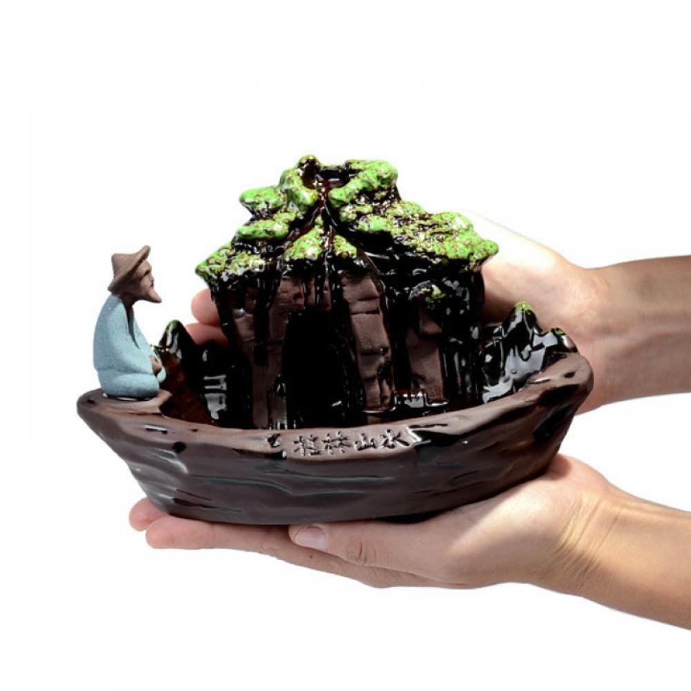#lifestyle #instadaily #kitchen #instalike #photooftheday #wood #handmade Ceramic Cute Incense Burner