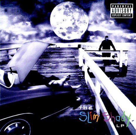 Eminem released The Slim Shady LP on this day in 1999.