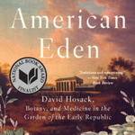 EPISODE 18. A Walk in the Garden of American Eden with Victoria Johnson  Join me as I meet with Victoria to discuss her award winning biography of the physician botanist, Dr. David Hosack.  Listen: https://t.co/1QaKDzXCDJ  #FoodiePharmacology #AmericanHistory #HistoryOfMedicine
