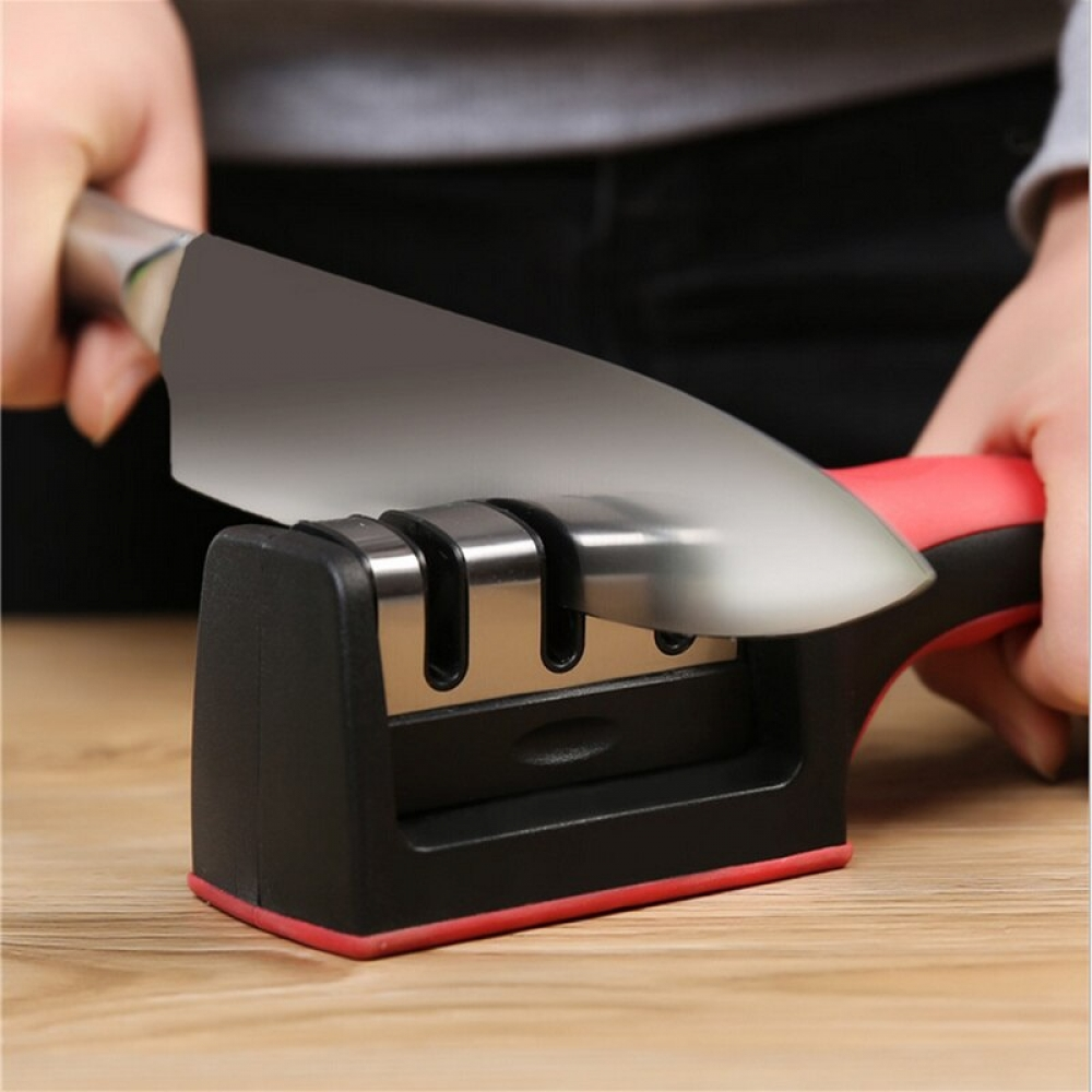 Household Knife Sharpener #cart #freeshipping #HouseholdSupply #iceshopy #insta #instadaily #instagood #instalike #KitchenAppliance #KitchenKnife #KitchenUtensil #Sharpener #shop #shopping #Tool