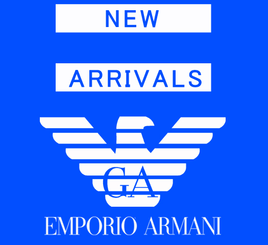 Fresh arrivals for SS20 from Emporio Armani. We have a selection of jeans, overshirts, Knitwear, tracksuits, sweats, t-shirts  and accessories to choose from. Available in-store and online now -   #menswear #designer #fashion  #emporioarmani #armani