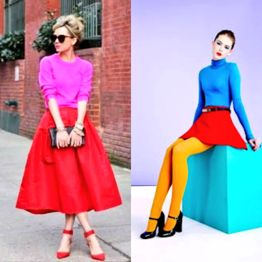 moonIunatik starter pack: colorblocking (with lots of colorful tights), geometric prints, punk inspired and bohoish looks  imagine none of these people are wearing heels tho cause i rarely wear them, unless it's heeled boots https://twitter.com/soulsgloss/status/1231562532768419840…pic.twitter.com/ZgfSWfZ9RD